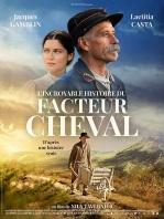 L'incroyable histoire du facteur Cheval. France, 2019. Drame biographique de Nils Tavernier avec Jacques Gamblin, Laetitia Casta et Zelie Rixhon (105 minutes).