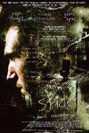 Spider. Canada, 2002. Thriller fantastique de David Cronenberg avec Ralph Fiennes, Bradley Hall et Miranda Richardson (98 minutes).