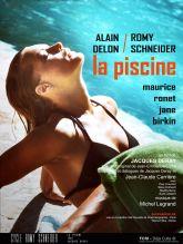 La piscine. France, Italie, 2003. Policier, comédie dramatique de François Ozon avec Charlotte Rampling, Ludivine Sagnier et Charles Dance (102 minutes).