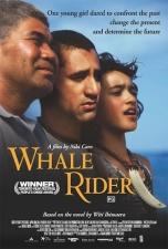 La légende des baleines. Nouvelle-Zélande, Allemagne, 2002. Drame de Niki Caro avec Keisha Castle-Hughes, Rawiri Paratene et Vicky Haughton (101 minutes).