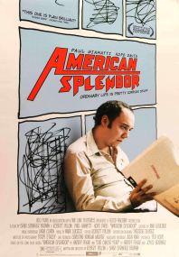 American Splendor. États-Unis, 2004. Comédie biographique de Shari Springer Berman et Robert Pulcini avec Paul Giamatti, Harvey Pekar et Daniel Tay (101 minutes).