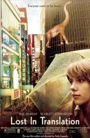 Traduction infidèle. États-Unis, Japon, 2003. Comédie dramatique de Sofia Coppola avec Bill Murray, Scarlett Johansson et Giovanni Ribisi (102 minutes).