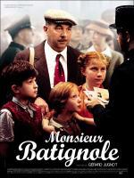 Monsieur Batignole. France, 2002. Comédie dramatique de Gérard Jugnot avec Jules Sitruk, Gérard Jugnot et Jean-Paul Rouve (100 minutes).