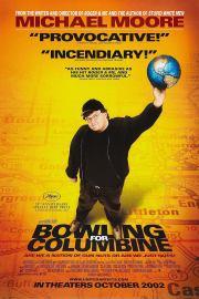 Bowling for Columbine. États-Unis, 2002. Documentaire de Michael Moore (114 minutes).