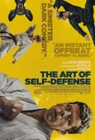 L'art de l'autodéfense. États-Unis, 2019. Comédie noire de Riley Stearns avec Jesse Eisenberg, Alessandro Nivola et Imogen Poots (104 minutes).