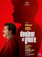 Douleur et gloire. Espagne, 2019. Drame de Pedro Almodovar avec Penélope Cruz, Antonio Banderas et Nora Navas (114 minutes).