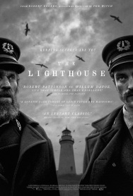 The lighthouse. États-Unis, Canada, 2019. Drame psychologique de Robert Eggers avec Robert Pattinson, Willem Dafoe et Valeriia Karaman (109 minutes).