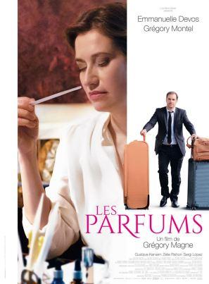 Les parfums. France, 2020. Comédie dramatique de Grégory Magne avec Emmanuelle Devos, Grégory Montel et Gustave Kervern (101 minutes).