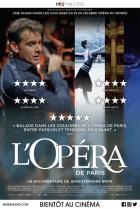 L'Opéra de Paris. France, 2020. Documentaire de Jean-Stéphane Bron (110 minutes).